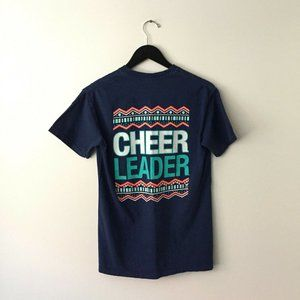 Comfort Colors Cheer Leader Graphic T Shirt Aztec